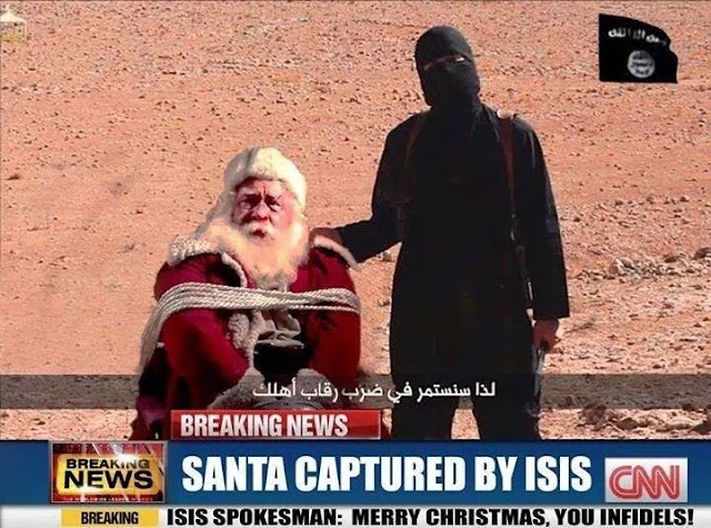 Every Christmas Now Comes With Muslim Terrorism