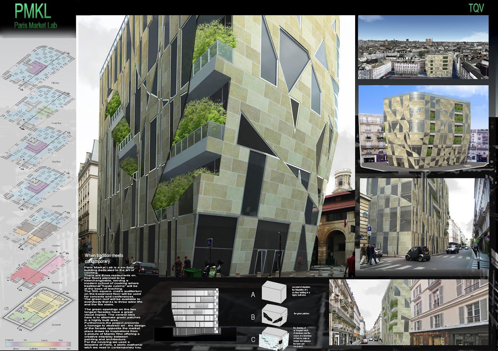 Ada art digital achitecture tavole concorso - Tavole di concorso architettura ...