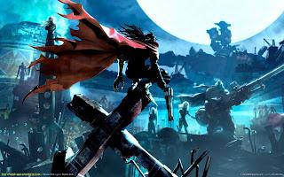 Dirge of Cerberus Final Fantasy VII wallpapers or desktop