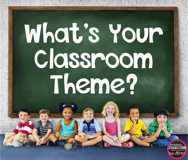 Primary Classroom Decoration : Primary chalkboard classroom decor and themes