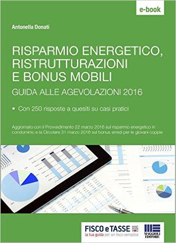 Vinboisoft blog risparmio energetico ristrutturazioni e for Bonus mobili 2016