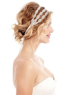 classic curly wedding hairstyles