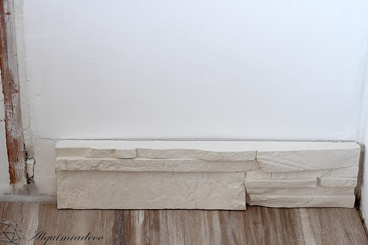 Diy plaqueta decorativa en casa alquimia deco - Plaqueta decorativa piedra ...