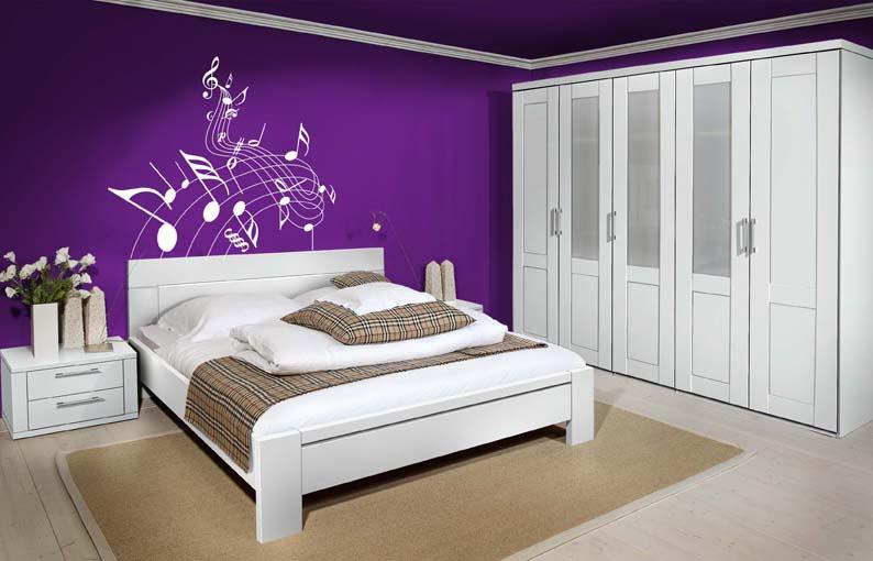 Martacorgo vinilos decorativos para dormitorios for Vinilo para dormitorio adultos