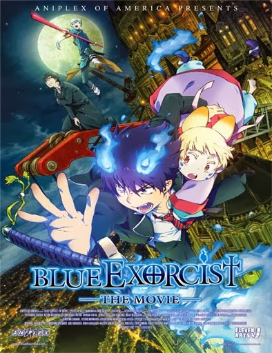 Ver Blue Exorcist: The Movie (2012) Online