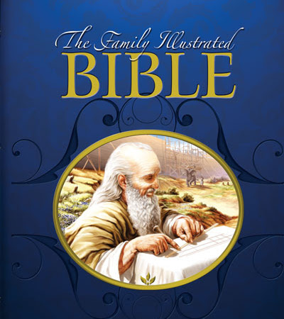 The Family Illustrated Bible {Review}