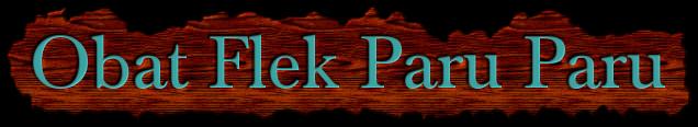 Obat Flek Paru Paru