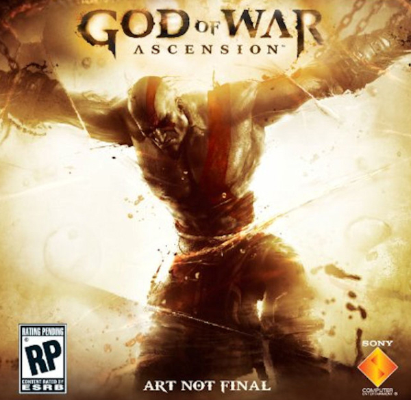 God of War 4 Ascention Game