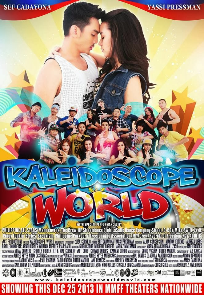 Kaleidoscope World (2013)