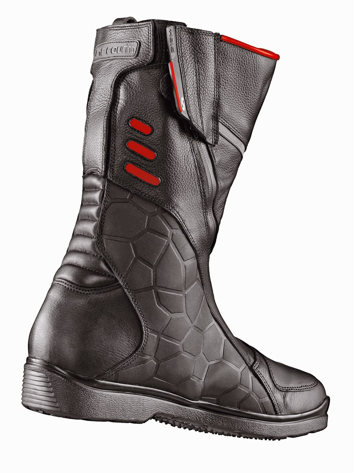 Held Bike Gear: NEW! For 2015: The Held 'Conan' Touring boot