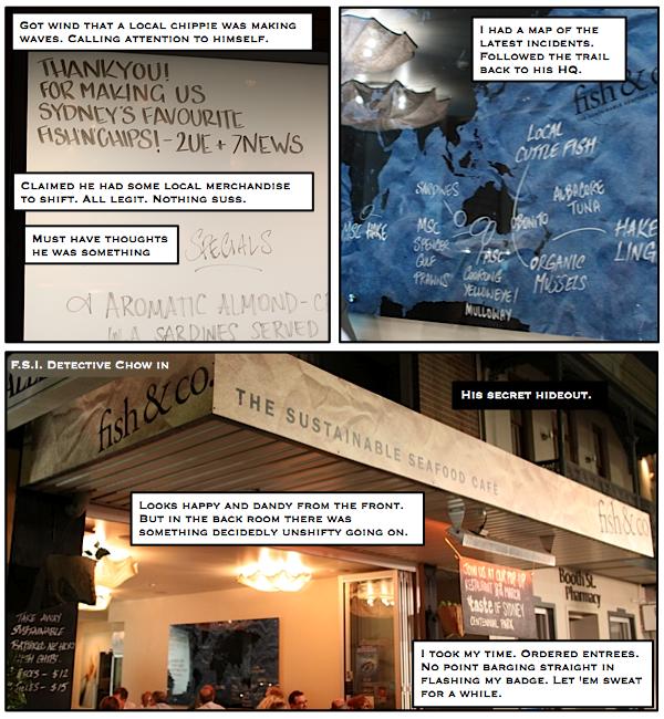 food scene investigation sydney fish co annandale. Black Bedroom Furniture Sets. Home Design Ideas