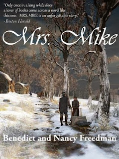 https://www.goodreads.com/book/show/18758838-mrs-mike