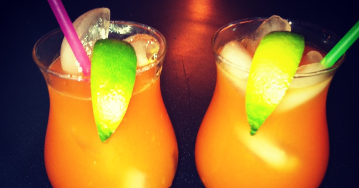 Mother S Day Hurricane Drink