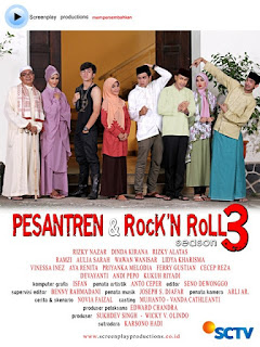 Pesantren & Rock n Roll Season 3 Episode 26 pada 25 Mei 2013