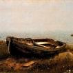 'Barca abandonada (Frederic Edwin Church)'