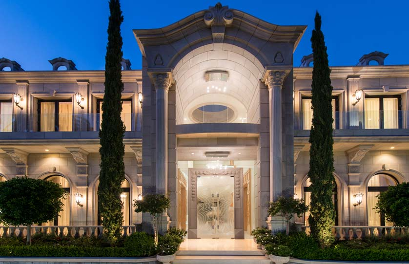loveisspeed le palais mansion by mohamed hadid. Black Bedroom Furniture Sets. Home Design Ideas