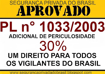 APROVADO PL Nº1033/2003