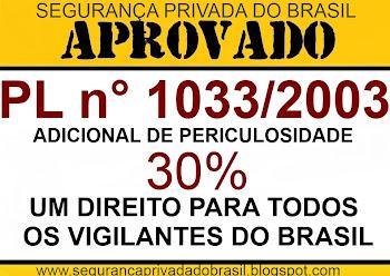 APROVADO PL Nº1033/2003