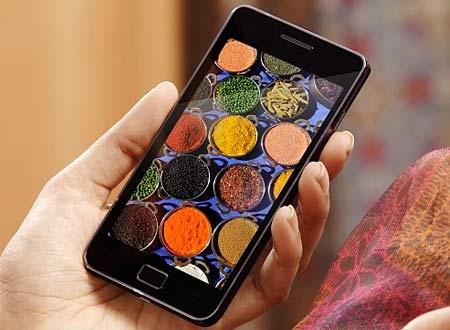 Samsung Galaxy S II Review photos