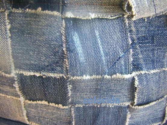 jeans - kissen, Design ideen