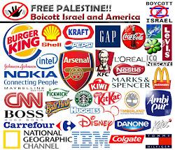 boycott israel product