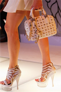 High heels latest fashion trends 2012