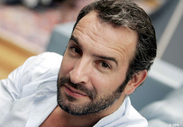 lazy circles: Monday's Man: JEAN DUJARDIN