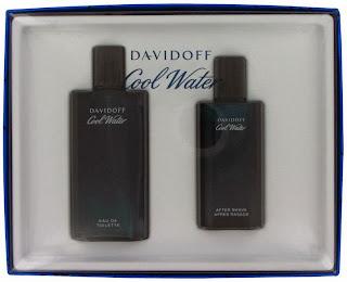 COOL WATER GIFT SET BY DAVIDOFF