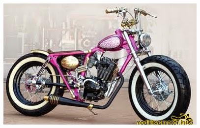 Gambar Modifikasi Honda CB
