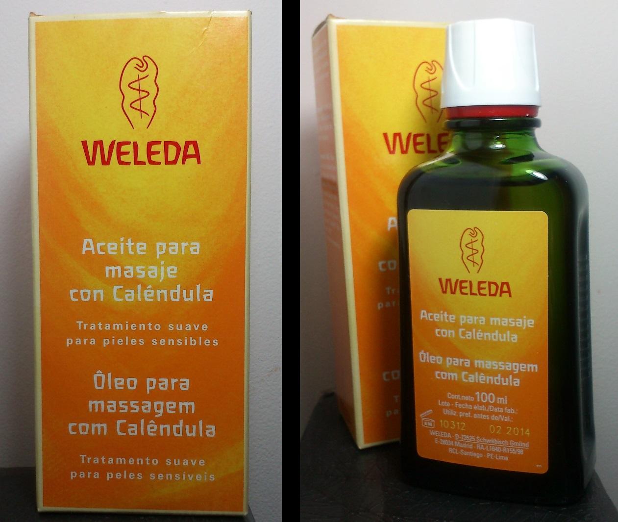 Debilidades: De aceites y rosácea: el aceite de caléndula