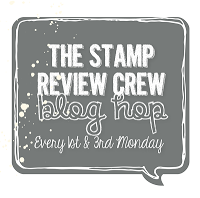 I design for the Stamp Review Crew
