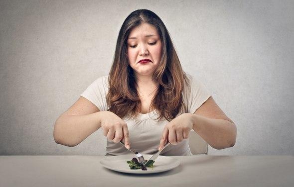 Dieta segundo as estimativas de respostas de calorias quem peso perdido