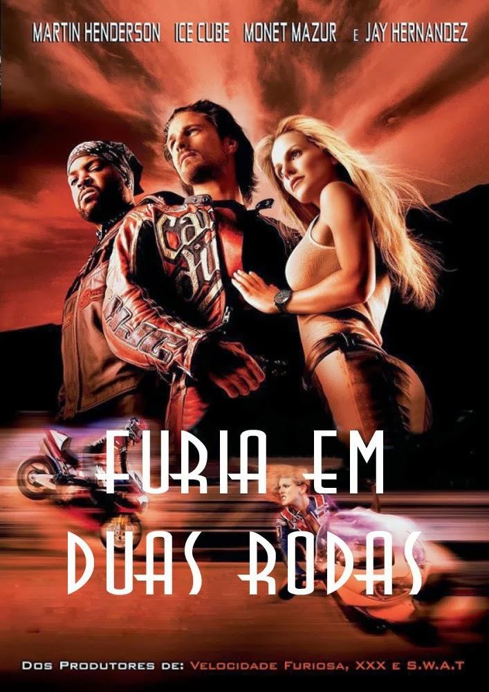 Fúria em Duas Rodas – Dublado (2004)