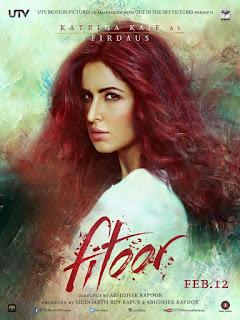 Fitoor Katrina Kaif as Firdaus HD Poster