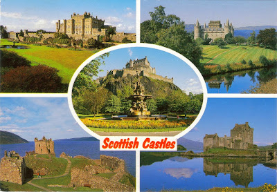 Five Scottish Castles