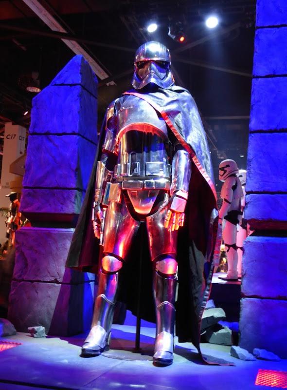 Star Wars Force Awakens Captain Phasma costume