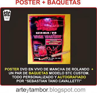 POSTER DVD