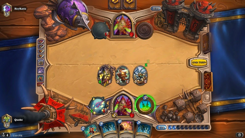 Beating a Mill Rogue with 8 Healbots using Mech Rogue