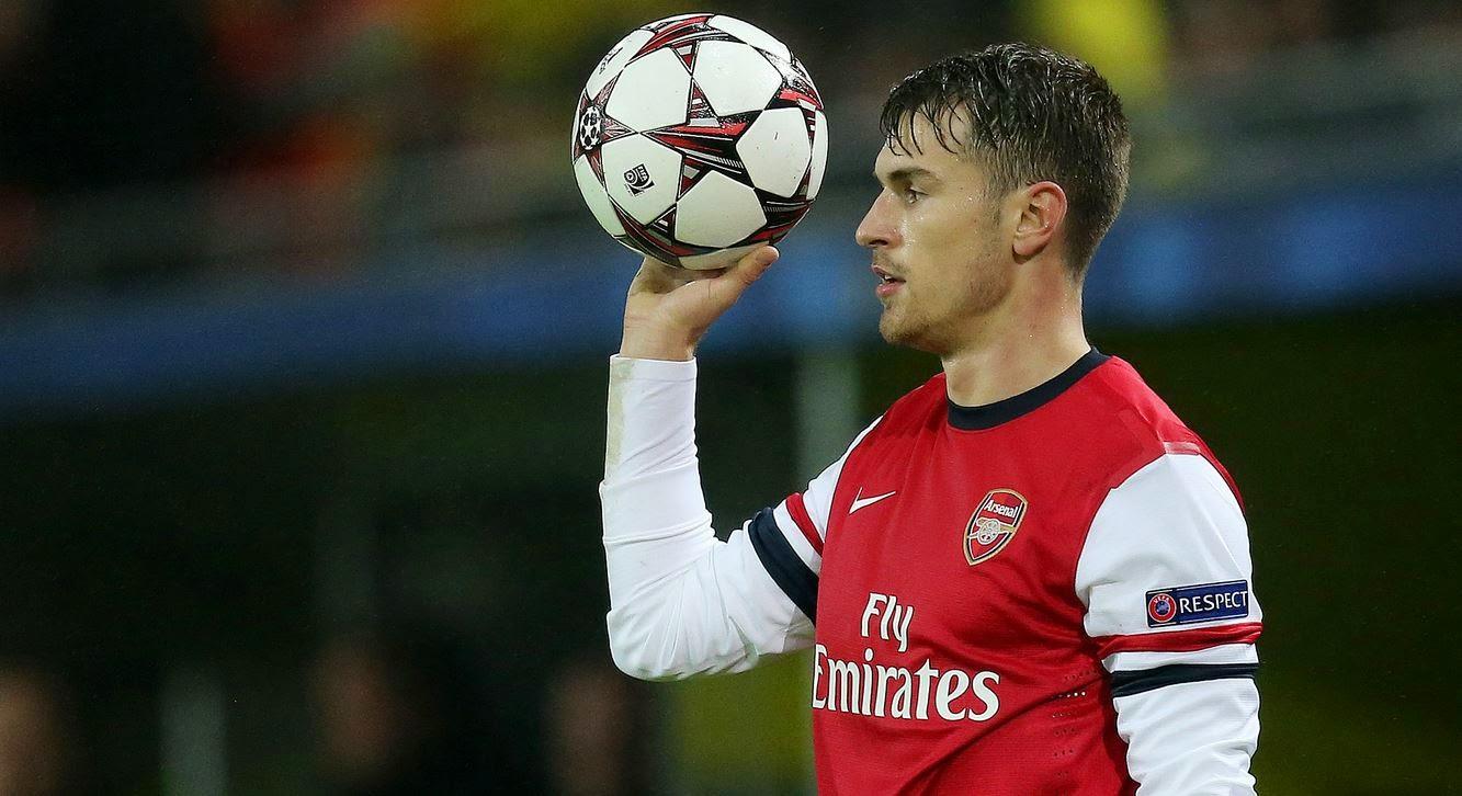 Aaron Ramsey Segera Teken Kontrak di Arsenal