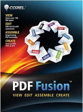 Corel PDF Fusion (Offline Installer) Free Download