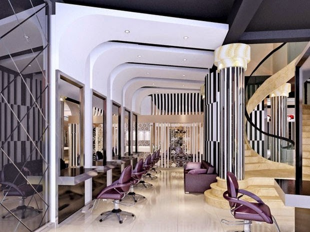 design interior salon