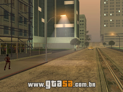 Improved Lamppost Lights para GTA San Andreas