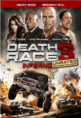 Death Race: Inferno poster