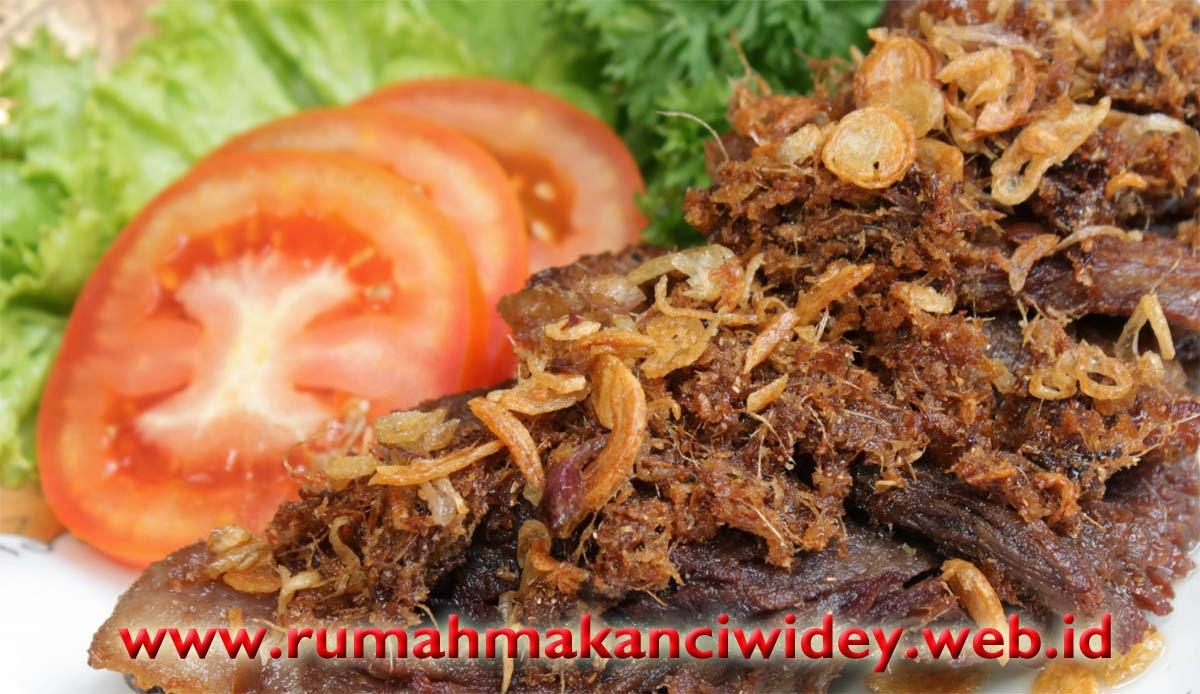 Gepuk Empal Daging Ciwidey