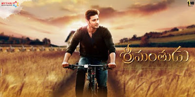 srimanthudu book movie tickets online