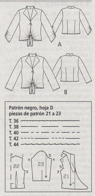 Anilegra moda para muñecas: Revista de patrones BURDA STYLE , abril ...