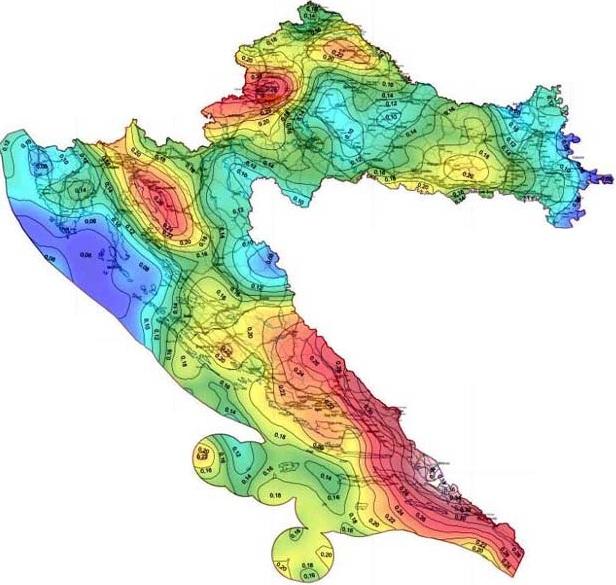 Digitalne Karte Hrvatske Topografske Karte Geoportal Arkod