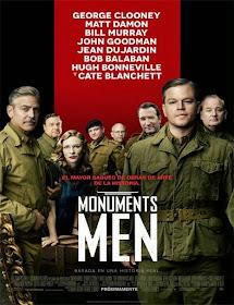Monuments Men (2014) [Latino]
