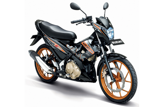 Harga dan Spesifikasi Lengkap Motor New Suzuki Satria F150