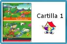 """CARTILLA DE LECTURA """"LETRILANDIA 1"""""""